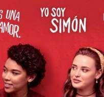 """El salir del armario se retrata en la película """"Yo soy Simón""""."""