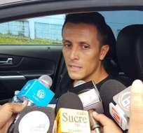 Marcos Mondaini espera que el grupo realice un buen partido ante River Plate.
