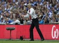 Los entrenadores destacaron la labor del francés en el Arsenal, equipo que dejará. Foto: Ian KINGTON / AFP