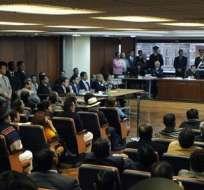 La organización internacional sugiere investigar las acciones de los jueces. - Foto: HRW
