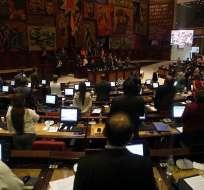 Las reformas a la Ley de Seguridad Pública y del Estado serán una de sus prioridades. Foto: API