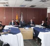 Las FF.AA. y la Policía incrementaron control tras estado de excepción en Esmeraldas. Foto: API