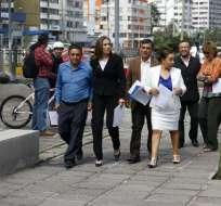 QUITO, Ecuador.- Los concejales pidieron incluir en la indagación los proyectos Quito Cables y el Metro de Quito. Foto: API