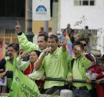 ECUADOR.- Un testigo protegido afirma que las FARC financió una de las campañas de Rafael Correa. Foto: Referencial-ElDiario.ec