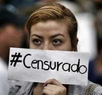 """Asesinatos, represión y """"fake news"""" amenazan libertad de expresión en Latinoamérica."""