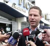 QUITO, Ecuador.- La Fiscalía de Pichincha citó al alcalde Rodas para la tarde del 2 de mayo próximo. Foto: Archivo API
