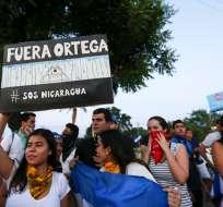 Una reforma al sistema de pensiones causó el inicio de las protestas. Foto: AP