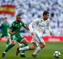 Real Madrid ganó 2-1 a su rival, Leganés por la Liga Española.