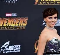 """""""Avengers: Infinity War"""" recaudó 630 millones de dólares en todo el mundo. Foto: AFP"""