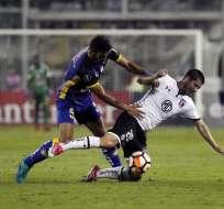 Delfín, de triunfar sumaría 7 puntos y así asegura su pase a la siguiente etapa de la Libertadores. Foto: AFP
