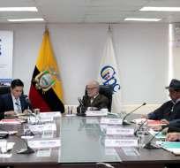 QUITO, Ecuador.- El defensor del Pueblo cesado se negó a emitir un informe de labores requerido por ente. Foto: API.