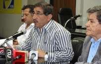 El vicepresidente de la Federación Ecuatoriana de Fútbol (FEF) habló con radio Sonorama. Foto: Archivo