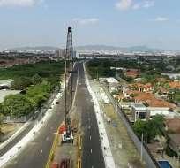 Los ciudadanos podrán estrenar el puente el viernes 4 de mayo. - Foto: Ecuavisa