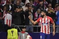 Diego Costa hizo el gol de la clasificación para el elenco español. Foto: PIERRE-PHILIPPE MARCOU / AFP