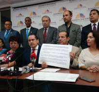 ECUADOR.- Según Melo, el 17 de abril solicitó a la presidenta de la Asamblea que Celi comparezca. Foto: API