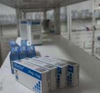 El desabastecimiento ya ronda el 85% de las medicinas. - Foto: Referencial