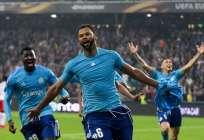 El portugués Rolando hizo el gol de la clasificación. Foto: VLADIMIR SIMICEK / AFP