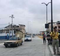 Posibilidad de cobro de un peaje por cruzar nuevo puente entre Guayaquil y Samborondón quedó suspendida. Foto: Alondra Santiago