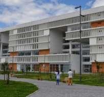 La estructura albergará a seis ministerios, y otras entidades gubernamentales. Foto: El Ciudadano.