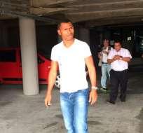 El jugador ecuatoriano regresaría a las canchas tras 6 años. Foto: Archivo