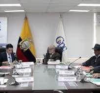 Alianza PAIS se sumó hoy a una resolución de consenso para apoyar al Transitorio. Foto: Archivo