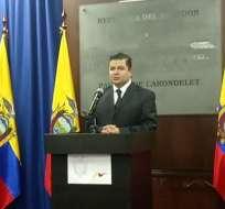 Según el secretario presidencial, el pedido es por la evaluación de Moreno a su gestión. Foto: API