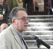 Ejecutivo solicitó renuncia a todo su gabinete, anunció secretario particular de Moreno. Foto: Archivo API