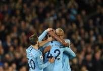 Los 'Citizens' llegaron a 97 puntos +105 goles de diferencia. Foto: Oli SCARFF / AFP