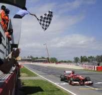 Después de 15 días de disputarse el premio de Azerbaiyán, las carreras volverán a Montmeló, España. Foto: F1