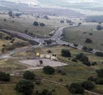 Israel llevó a cabo una de sus mayores operaciones militares de los últimos años. Foto: AFP