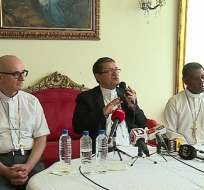 Arquidiócesis se pronunció tras denuncias. Foto: Ecuavisa.