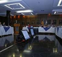 Mesa legislativa avocará conocimiento de proceso contra titular de Judicatura y vocales. Foto: Archivo API