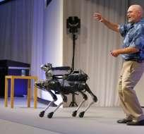 Los videos Boston Dynamics han asombrado y aterrado al público. Foto: AP