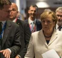 Angela Merkel es la cuarta persona más poderosa del mundo, según Forbes.