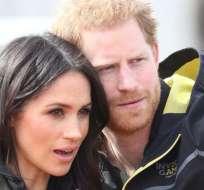 ¿Cómo comenzó la relación entre el príncipe Harry y la actriz Meghan Markle?