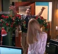 Chivis se siente presionada por su hija, que le pide darle una oportunidad a Antonio José. Foto: Captura de video