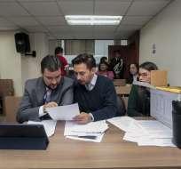 El 4 de mayo, juez ordenó entregar toda la documentación sobre caso de excomandante de FAE. Foto: Archivo API