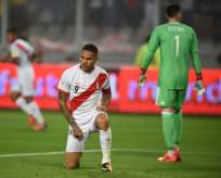 El delantero peruano jugó por última vez en el Mundial Rusia 2018. Foto: Archivo