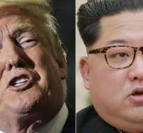 Donald Trump y Kim Jong-un tienen previsto reunirse el próximo 12 de junio en Singapur. La cita ahora es incierta.