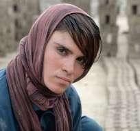 Sitara Wafadar vive en un pequeño pueblo del este de Afganistán.