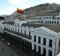 Mediante decreto, Lenín Moreno designó a Hugo Álvarez como el nuevo jefe de Protección Presidencial. Foto: Archivo Andes