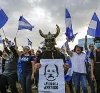 Protestas ciudadanas han dejado 58 muertos y unos 500 heridos. Foto: AFP