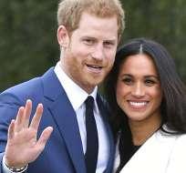 Ambos acudieron a una fiesta para celebrar el 70º cumpleaños del padre de Harry. Foto: AP
