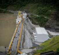 Solo tres de ocho hidroeléctricas contratadas por Gobierno anterior están funcionando. Foto: Archivo Ministerio de Energía