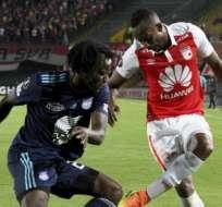 El 'bombillo' solo ha logrado un punto durante esta Libertadores empatando en la primera fecha con Santa Fe.