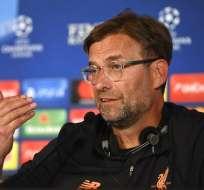El entrenador alemán estará en una final de Champions League por segunda vez en su carrera. Foto: HO / UEFA / AFP