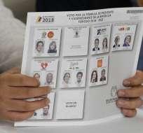 """El resultado """"muestra la vigencia que aún tiene el uribismo"""", dijo Andrés Macías, de la Universidad Externado. Foto: AP"""