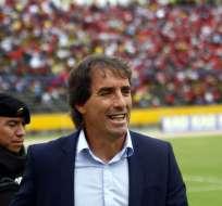 Guillermo Almada mantendría conversaciones con dirigentes de Peñarol. Foto: archivo
