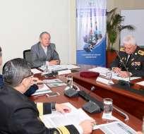 El encuentro se realizó en el ISSFA de Quito. - Foto: Flickr