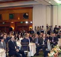 Moreno participó en conferencia de empresarios estadounidenses y Consejo de las Américas. Foto: Flickr Presidencia